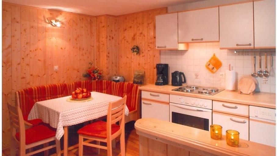 Ferienwohnung 1  - Küche, © Ferienhof Meßmang - Fischen i. Allgäu