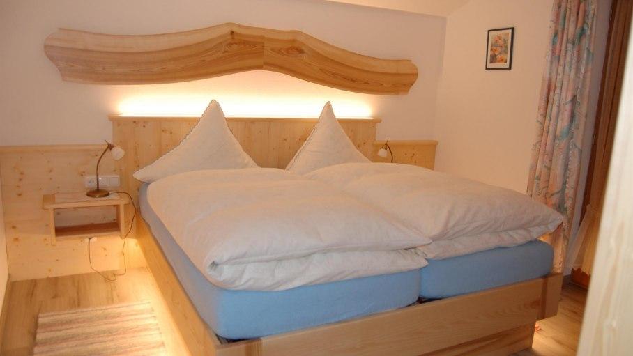 Schlafzimmer, © Hans Neß