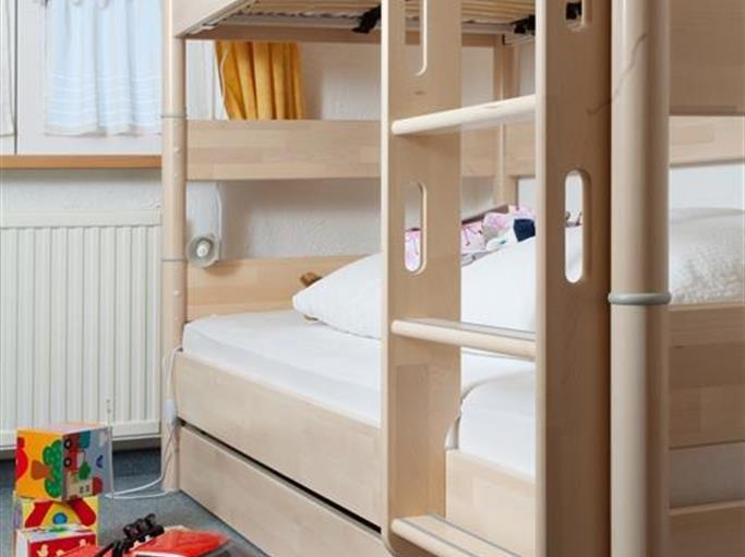 Appartement 10 - Kinderzimmer, © Gästehaus Kanstein - Ofterschwang