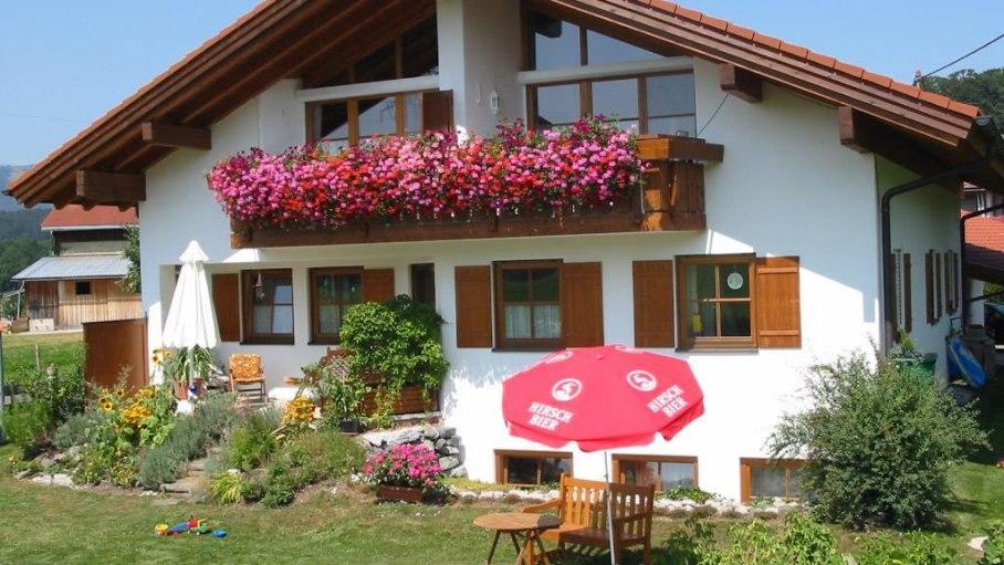 Nebenhaus Fewo 5 + 6, © Ferienwohnungen Loni Vogler - Fischen i. Allgäu