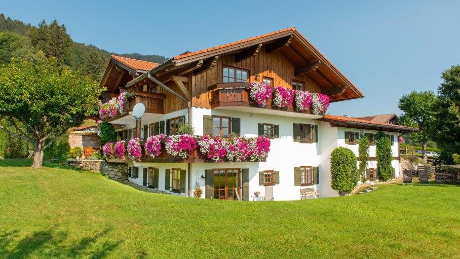 Gästehaus Renn im Sommer, © Gästehaus Renn