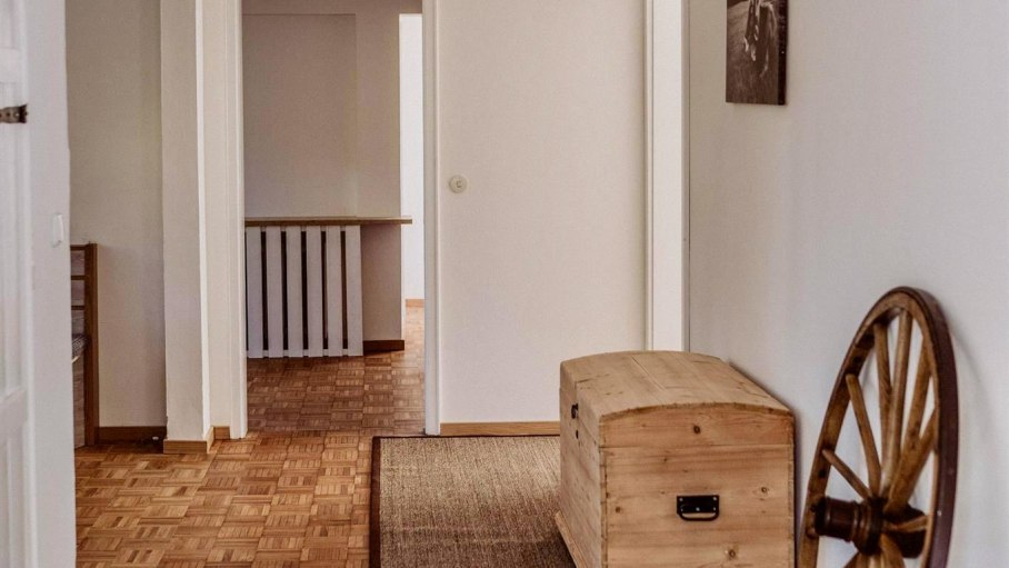Appartement A - Eingang