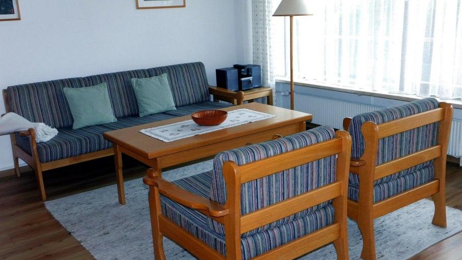 Wohnzimmer/Couch, © Ferienwohnung Wannenkopf