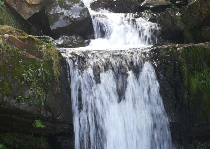 Wasserfall am Tobelweg