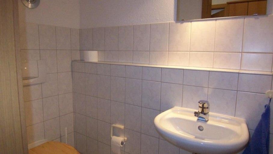 Fewo Alpdo 2, Gäste-WC, © Charivari Ferienwohnungen