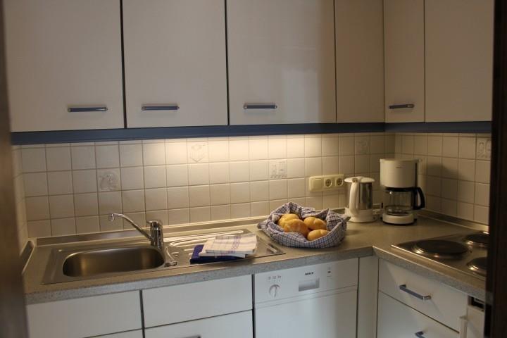 Ferienwohnung Sonnenkopf - Küche