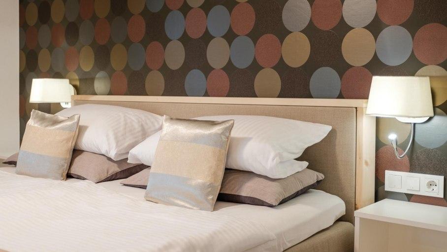 Doppelzimmer Komfort 763-6, © Alpin Hotel bichl761