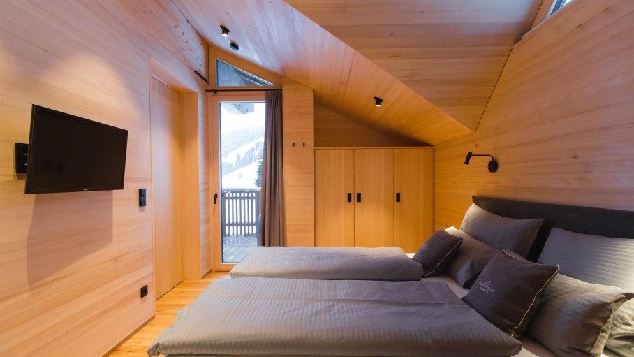 Schlafzimmer 2 Aussicht