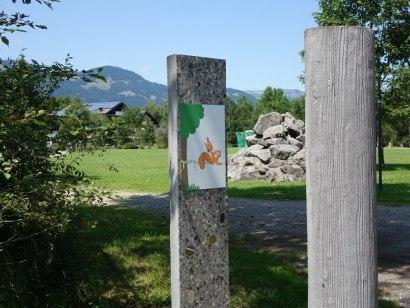 Spazierweg für Familien in Fischen im Allgäu, © Tourismus Hörnerdörfer