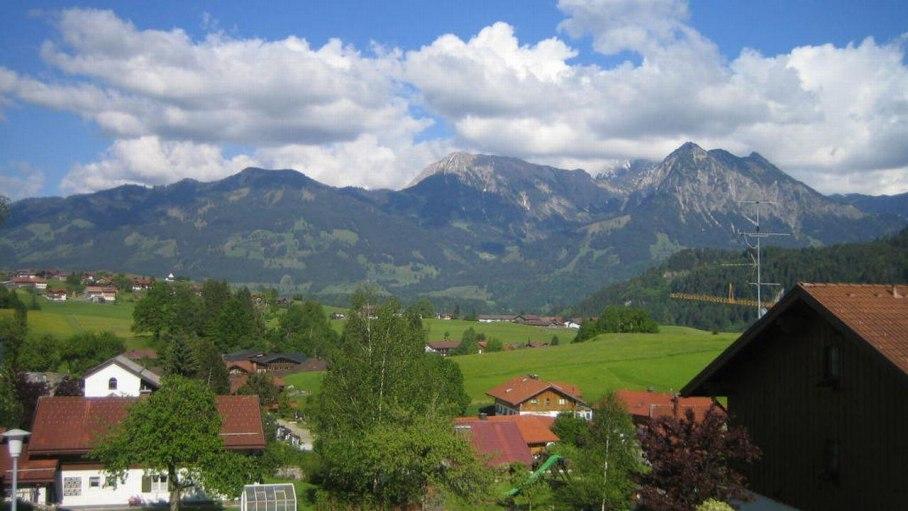 Allgäer Panorama-Bergblick, © Auszeit - Obermaiselstein