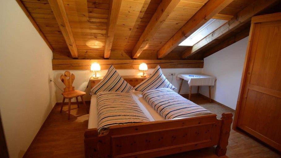 Ferienwohnung Petra - Schlafzimmer