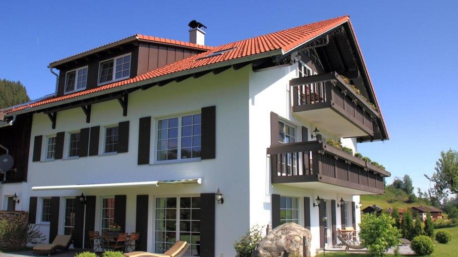 Hochwertige Ferienwohnungen im Allgäu, © Alpen Lodge Allgäu - Ofterschwang