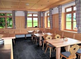 Am Burgstall - Café und Brotzeitstube, © Café und Brotzeitstube - Am Burgstall