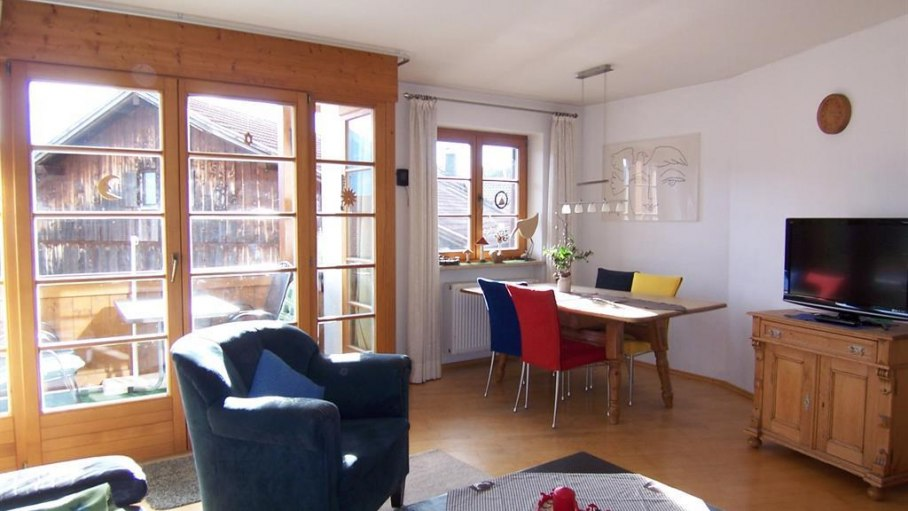 Ferienwohnung Hesse, Wohnraum