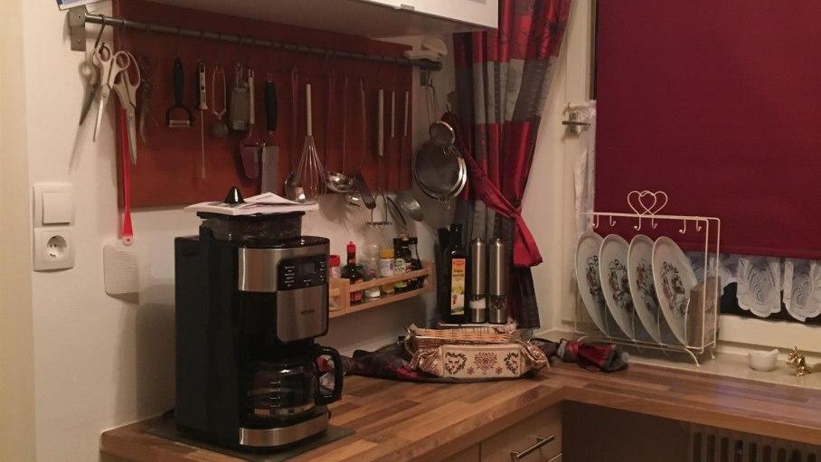 Küche, © Alpenwiesle