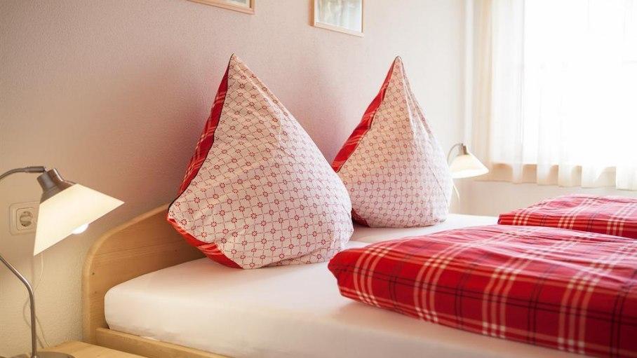 Ferienwohnung Rubihorn - entspannt schlafen, © Ferienwohnungen